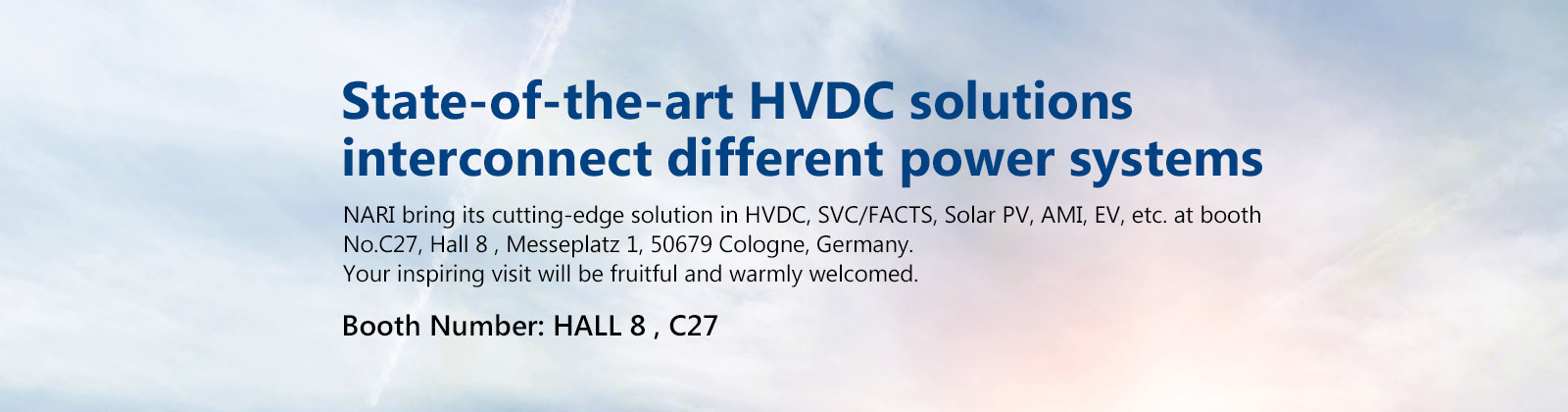 State-of-the-art HVDC solution